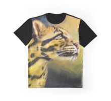 Ocelot - Spirit Of Solitude Graphic T-Shirt