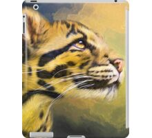 Ocelot - Spirit Of Solitude iPad Case/Skin