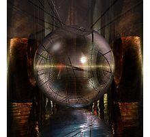 Alien Lights Photographic Print