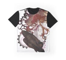 Steins;Gate - Kurisu's Gears Graphic T-Shirt