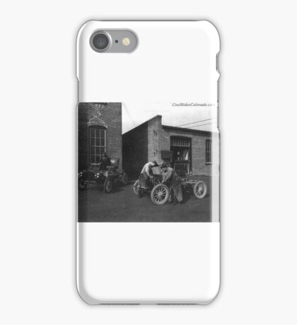 Cars 001 iPhone Case/Skin