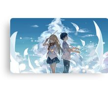 Your Lie in April Canvas Print