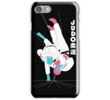 JUDO - UCHIMATA iPhone Case/Skin