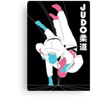 JUDO - UCHIMATA Canvas Print