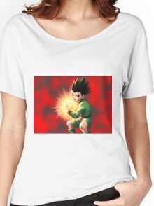 Gon Hunter X Hunter Women's Relaxed Fit T-Shirt