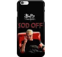 Sod off iPhone Case/Skin