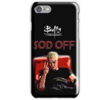 Sod off iPhone Case/Skin