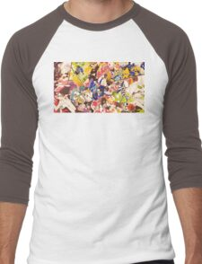 Time for Fun Men's Baseball ¾ T-Shirt