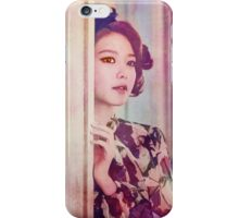 SNSD / LION HEART / SOOYOUNG / WATERCOLOR iPhone Case/Skin