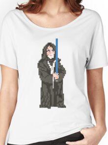 Obi Wan Standing Women's Relaxed Fit T-Shirt