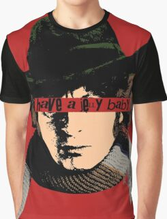 The 4th Pop Graphic T-Shirt