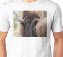 Bison Romance Unisex T-Shirt