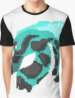 Water Colossus Graphic T-Shirt