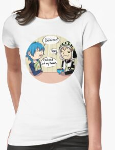 Cereal Womens Fitted T-Shirt