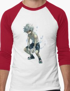 Hunter X Hunter killua Men's Baseball ¾ T-Shirt