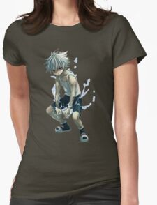 Hunter X Hunter killua Womens Fitted T-Shirt