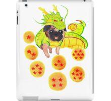 Shenron Pug iPad Case/Skin