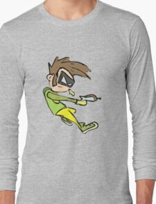 Chip in Action Long Sleeve T-Shirt