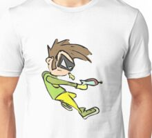 Chip in Action Unisex T-Shirt