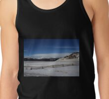 Country Christmas Morning Tank Top