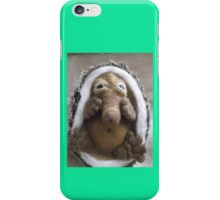 hedgehog xx iPhone Case/Skin
