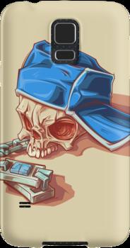 Bonehead 0016 by Sven Ebert