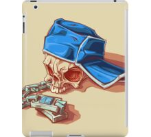 Bonehead 0016 iPad Case/Skin