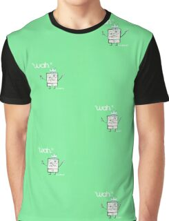 Doodlebob Inspirational Quote Graphic T-Shirt
