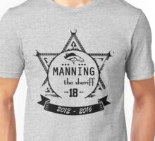 Peyton Manning 2016 goodbye Unisex T-Shirt