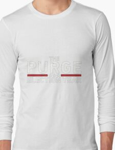 the purge election year Long Sleeve T-Shirt