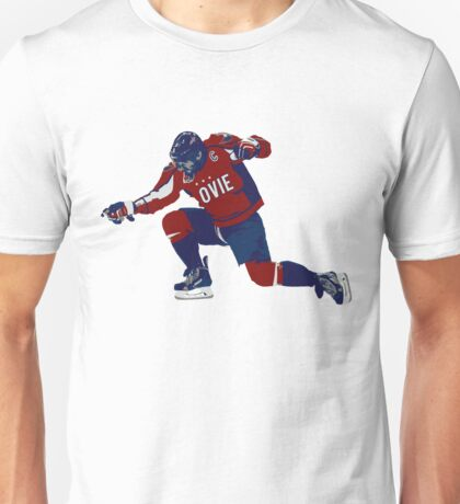 "Washington Capitals Alex Ovechkin ""Ovie"" Shirt Unisex T-Shirt"