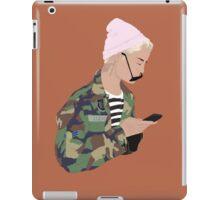 JUSTIN + CARGO iPad Case/Skin
