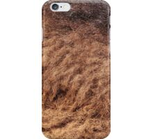 Bison Fur iPhone Case/Skin