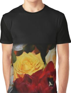 Richness of Color Graphic T-Shirt