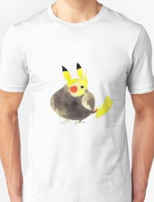 Pikatiel Cockatiel  Unisex T-Shirt