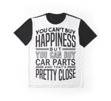 Happiness is car parts Graphic T-Shirt