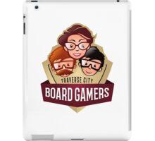 Traverse City Board Gamers  iPad Case/Skin