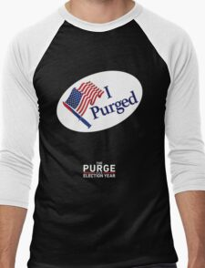 The Purge: Election Year Men's Baseball ¾ T-Shirt