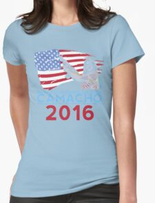 Camacho 2016 Womens Fitted T-Shirt