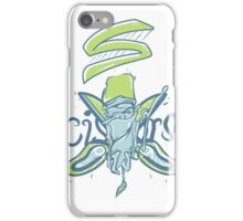 Scissors troll iPhone Case/Skin