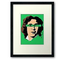 The 8th Pop Framed Print