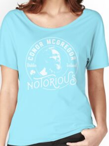 Notorious Conor McGregor Women's Relaxed Fit T-Shirt
