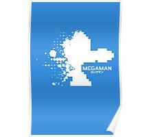 Mega Man Poster