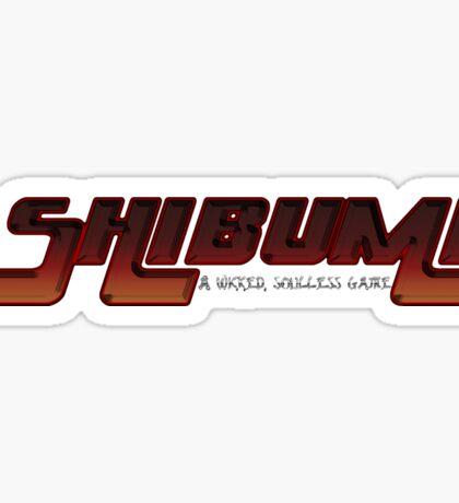Shibumi! Sticker