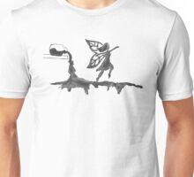 Spilled Ink Fairy Unisex T-Shirt