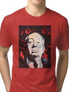 Master of Suspense Tri-blend T-Shirt