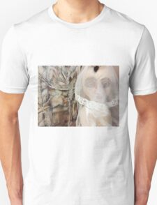 """""""She Thought The Occasion Called for a Veil"""" Unisex T-Shirt"""