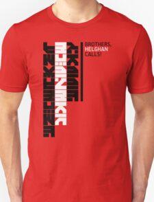 Helghan Calls Unisex T-Shirt