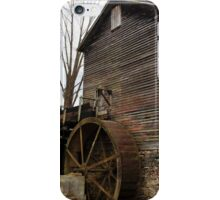 Blowing Cave Mill iPhone Case/Skin