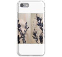 sumi-e 3 ~ further progression . . . iPhone Case/Skin
